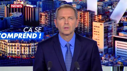 David-Xavier Weiss - CNews mercredi 19 juin 2019