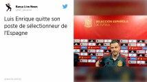 Espagne : Luis Enrique n'est plus le sélectionneur de la «Roja», son adjoint Robert Moreno lui succède