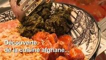 Au Kabul Kitchen, la cuisine comme lien avec l'Afghanistan