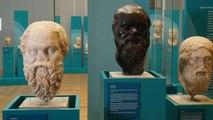 A szakáll, mint státusszimbólum - kiállítás az ókori Görögország nagyjainak mellszobraiból