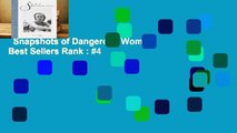 Snapshots of Dangerous Women  Best Sellers Rank : #4
