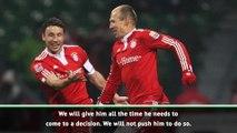 Robben wanted at PSV - Van Bommel