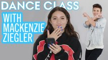 Mackenzie Ziegler Breaks Down The Biggest Dance Crazes on Tik Tok