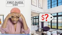 Guessing How Much a Luxury NYC Condo Costs: Amateur to Agent