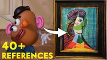Every Reference in Toy Story