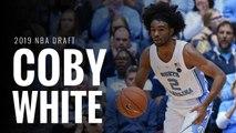 NBA Draft 2019 - Coby White