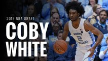NBA Draft 2019 - Coby White