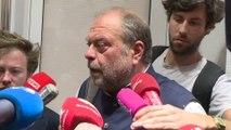 """Eric Dupond-Moretti estime que """"Patrick Balkany n'est pas traité comme un justiciable ordinaire"""""""