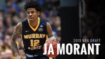 2019 NBA Draft - Ja Morant