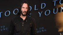 Fans Petition For Keanu Reeves To Be Time's Person Of The Year