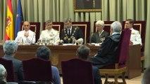 Carlso Lesmes abre el año judicial militar