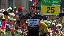 """Tour de Suisse - Elia Viviani e due vittorie di tappa : """"Ora possiamo prepararci per il Tour de France"""""""