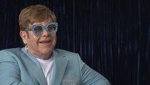 Elton John's advice to the LGBTQ youth