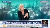 """Marine Le Pen: """"Emmanuel Macron n'entend pas le résultat des élections et accélère sa politique"""""""