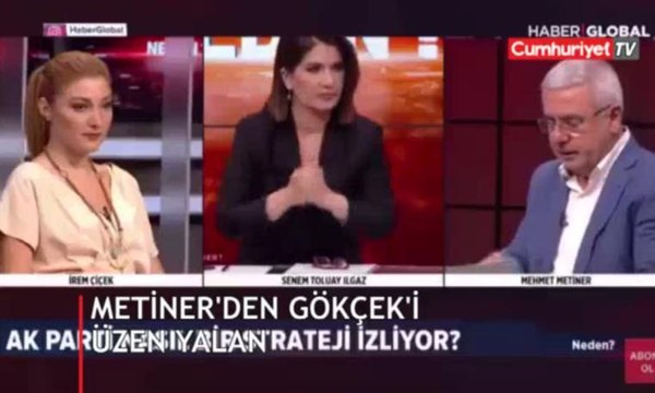 Mehmet Metiner'in bu yalanına en çok Melih Gökçek üzülecek