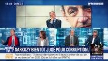 Affaire des écoutes: Nicolas Sarkozy bientôt jugé pour corruption (2/2)
