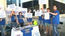 Cancelados 20 vuelos de Ryanair por la huelga en el aeropuerto de Valencia