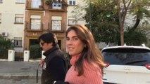 Lourdes Montes se encuentra en la recta final del embarazo