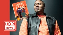 """Nas Is Dropping A Children's Book Called """"I Know I Can"""""""
