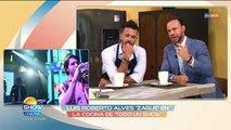 ¡Prepárense para suspirar chicas porque recibimos en Todo Un Show a Luis Roberto Alves 'Zague'!