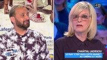 """Chantal Ladesou à Cyril Hanouna : """"Je ne suis pas à Quotidien ?"""""""
