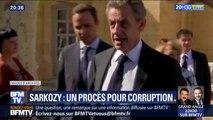 Écoutes de l'Élysée: Nicolas Sarkozy sera jugé pour corruption