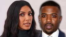 Kim Kardashian Reacts To Ray J Love Tape Joke At MTV Movie Awards