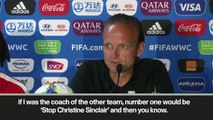 'Sinclair will score' Canada head coach Kenneth Heine-Moller