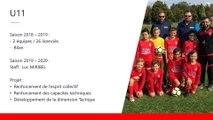 Projet Sportif saison 2019/2020 !