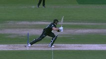 Guptill out after standing on own wicket