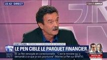"""Edwy Plenel: """"Il faut préserver l'indépendance du parquet national financier"""""""