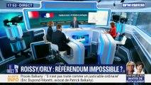 Roissy et Orly: référendum impossible ?