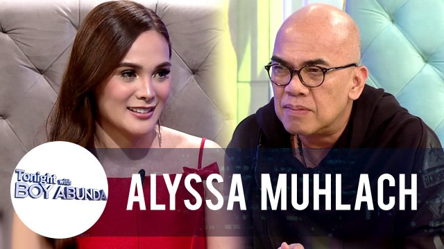 Alyssa shares her experience when her parents get separated   TWBA