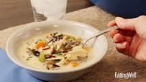 How to Make Cream of Turkey & Wild Rice Soup