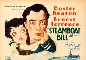 Steamboat Bill Jr. movie - Buster Keaton's