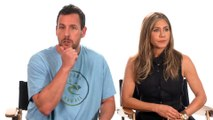 Murder Mystery Movie - Adam Sandler and Jennifer Aniston Break Down a Scene
