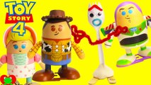 Toy Story 4 Forky and Shufflerz