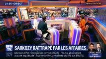 """Affaire des """"écoutes"""": Nicolas Sarkozy sera jugé pour corruption (2/2)"""