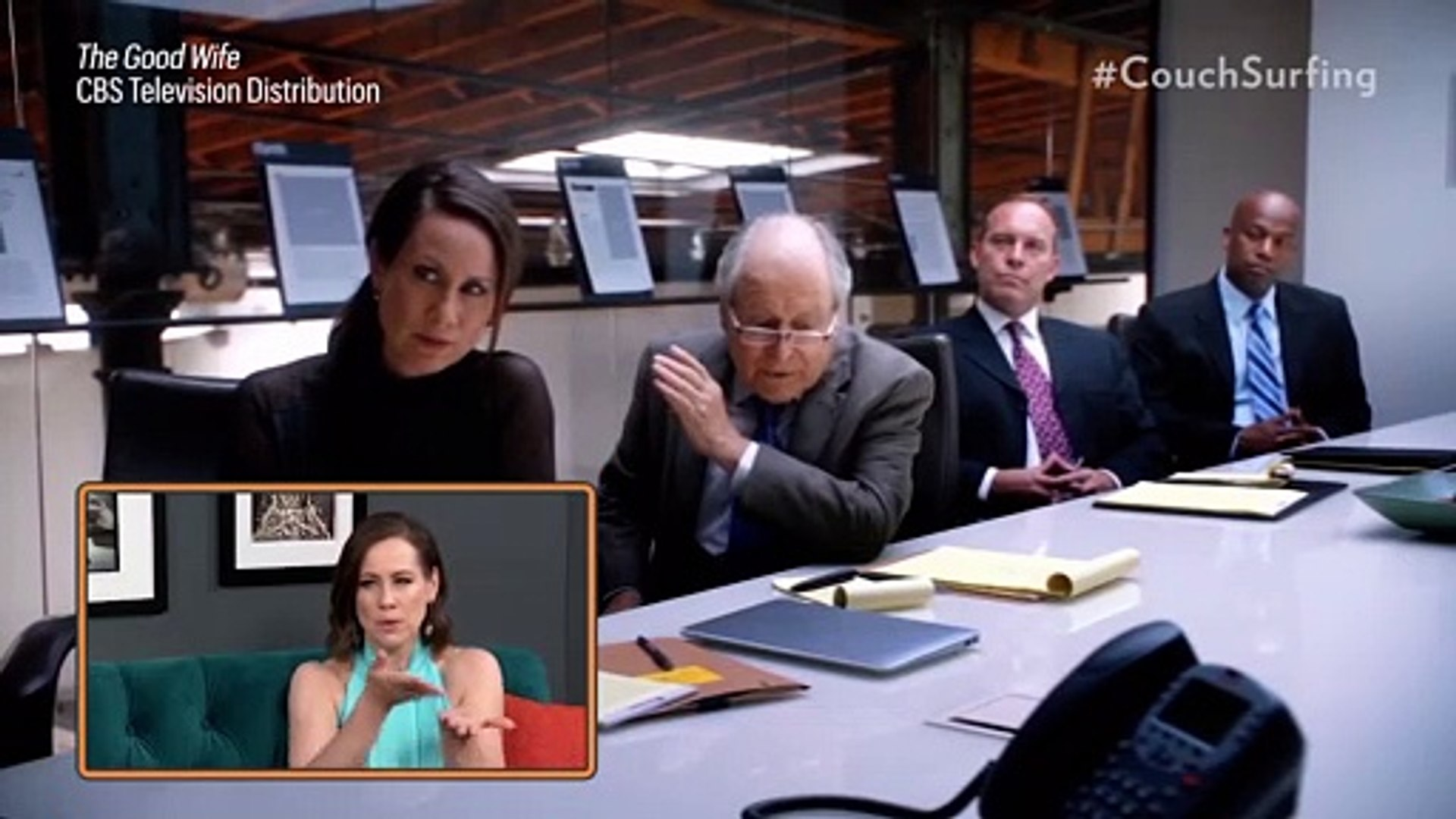 'The Good Wife' Was One Of The First Roles Offered To Miriam Shor | PeopleTV | Entertainment Weekly