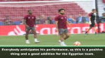 Salah one of the best three players in the world - Elmohamady