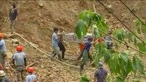 El paso del tifón 'Mangkut' por Filipinas deja 65 muertos, centenares de desaparecidos y más de 300 heridos