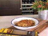 Spaghetti a la Boloñesa