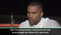 Douglas Costa excited for 'great coach' Sarri to join Juventus