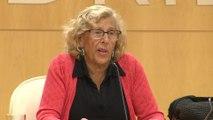 Carmena será candidata a alcaldesa de Madrid