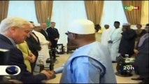 ORTM - Le Chef de l'Etat reçoit en audience un délégation des Nations Unies et de l'UE en mission de 72h au Burkina