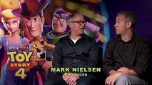 Toy Story 4 - Exclusive Interview With Josh Cooley, Mark Nielsen & Jonas Rivera