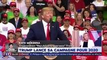 « Donald Trump a tenu ses promesses de campagne. Imaginez si Macron avait ses résultats et 4% de chômage... »
