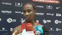 "Jugadora de Baloncesto Femenino ""con ganas e ilusión"" de cara al Mundial"