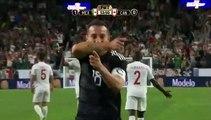 Guardado le dedica el gol a su esposa y dos hijos. | Azteca Deportes