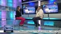 Interviews from Caracas: Sandew Hira